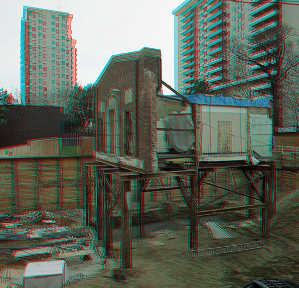 Felix Russo, 3D Demolished, 2006