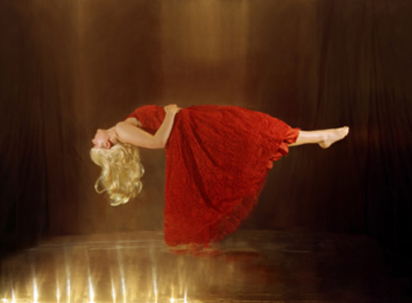 Joan Kaufman, Suspended Series 1.2, 2009, digital output on archival media, 40 x 55 inches