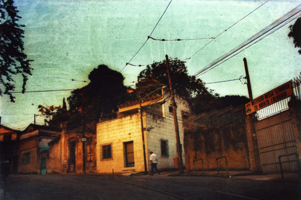 Sara Salahub, Sunset in Rio, 2005, Acrylic Negative, RC print, 16x20
