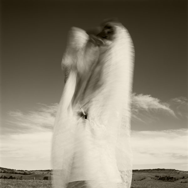 Susan Moldenhauer, Wyoming (Susan) 2007-24-6, Archival pigment ink on Hahnemuhle Bright White Photo Rag, 16 x 16 in