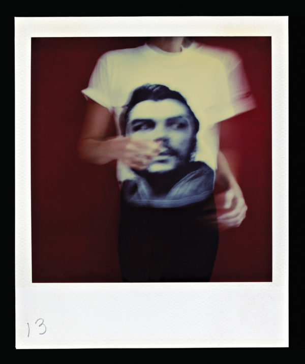 Barbara Astman, Dancing With Che 13,  2002. Courtesy of Corkin Gallery.