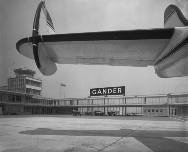 The Panda Collection, Gander Airport, 1960, 36