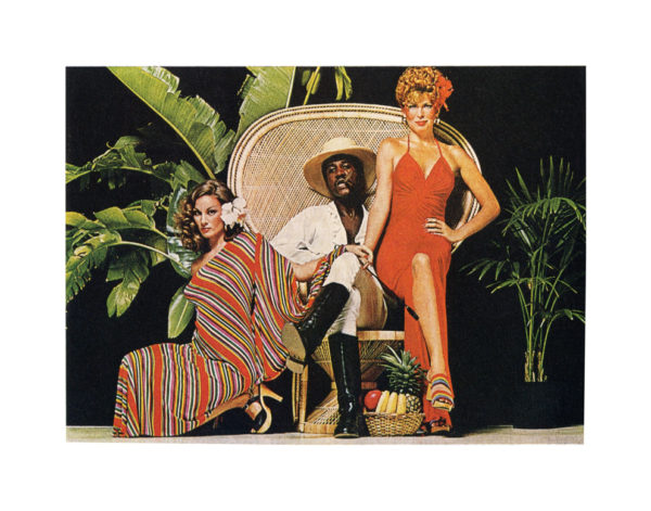 Hank Willis Thomas, Are You the Right Kind of Woman For It?, 1974/2007, Digital c-print, 39 x 43 in., ed. 5