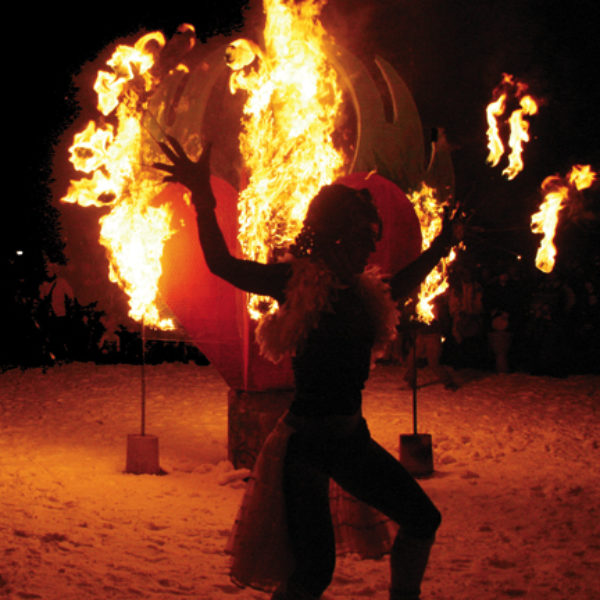 Richard Gilmore, Fire Dancer, 8