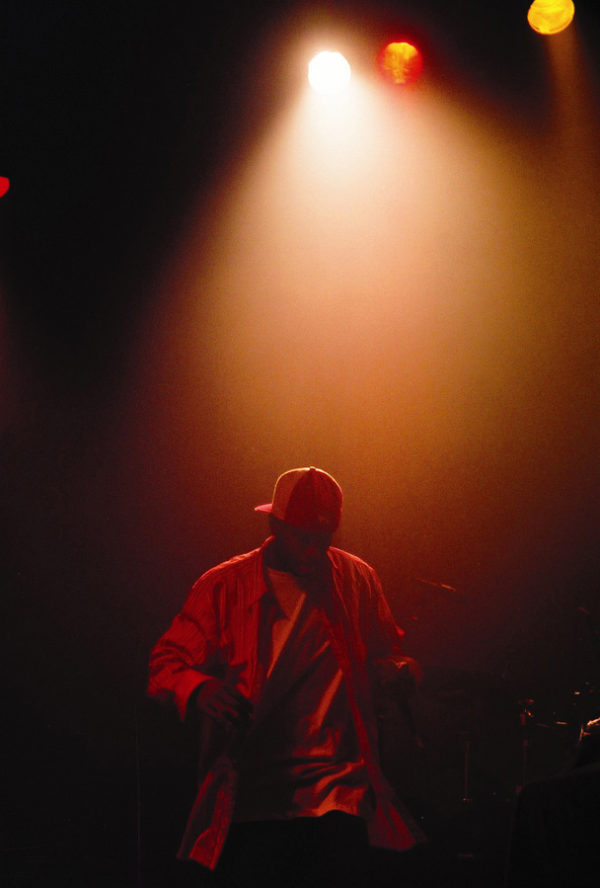 ALX, Live On Stage, 2003,  ,  20  x  26 cm
