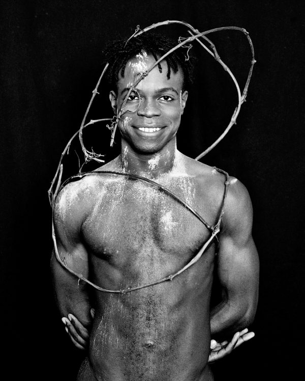 Michael Chambers, Heyden Neil, 1994. Archival pigment print. Courtesy of the artist.