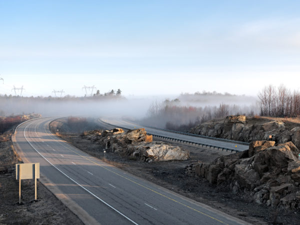Jason Brown, Highway 69 Bypass, Parry Sound, ON, 2011