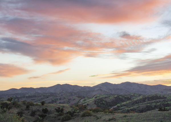 Trevor Paglen, Near Nogales, 2017. Digital pigment print, Courtesy the artist and Metro Pictures (New York)